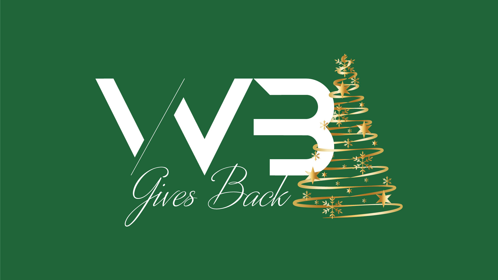 WB GIVES BACK: tempo de retribuir as conquistas alcançadas